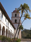 Santa Barbara Mission, Santa Barbara, California, United States of America, North America Photographic Print by Michael DeFreitas