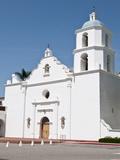 Mission San Luis Rey De Francia, Oceanside, California, United States of America, North America Photographic Print by Michael DeFreitas