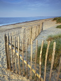 A Summer Morning on the Beach at Walberswick, Suffolk, England, United Kingdom, Europe Lámina fotográfica por Jon Gibbs