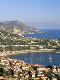 Villefranche, Cote D'Azur, Provence, French Riviera, France, Mediterranean, Europe Photographic Print by Sergio Pitamitz