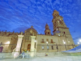 Cathedral, Morelia, Michoacan State, Mexico, North America Photographic Print by Christian Kober
