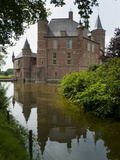 Heeswijk Castle, S-Hertogenbosch, Limburg, the Netherlands, Europe Photographic Print by Emanuele Ciccomartino