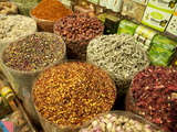 Spice Souk, Dubai, United Arab Emirates, Middle East Photographic Print by Michael Snell