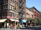 Street Scene, Greenwich Village, West Village, Manhattan, New York City Photographic Print by Wendy Connett