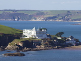 Burgh Island, Bigbury-On-Sea, Devon, England, United Kingdom, Europe Photographic Print by Jeremy Lightfoot