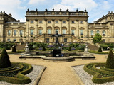 Sculpture in the Gardens of Harewood House, Leeds, West Yorkshire, England, Uk Photographic Print by Peter Richardson