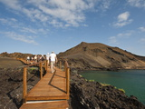 Isla Bartolome (Bartholomew Island), Galapagos Islands, UNESCO World Heritage Site, Ecuador Photographic Print by Michael DeFreitas