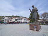 Ohrid, UNESCO World Heritage Site, Macedonia, Europe Photographic Print by Michael Runkel