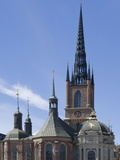 Riddarholms Kyrkan, Stockholm, Sweden, Scandinavia, Europe Photographic Print by James Emmerson