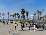 Venice Beach, Los Angeles, California, United States of America, North America Photographic Print by Sergio Pitamitz