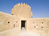 Al Zubara Castle, Qatar, Middle East Photographic Print by Michael Runkel