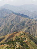 Kenscoff Mountains Near Port Au Prince, Haiti, West Indies, Caribbean, Central America Photographic Print by Christian Kober