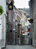 Stokstraat (Stok Street), Maastricht, Limburg, the Netherlands, Europe Photographic Print by Emanuele Ciccomartino