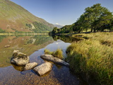 Nant Gwynant, Snowdonia National Park, Wales, Uk Photographic Print by David Wogan