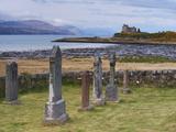 Duart Castle, Isle of Mull, Inner Hebrides, Scotland, Uk Reproduction photographique par Patrick Dieudonne