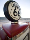 Gas Pump, Historic Route 66, Arizona, United States of America, North America Photographic Print by Colin Brynn