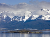 Port of Ushuaia, Tierra Del Fuego, Patagonia, Argentina, South America Photographic Print by Richard Cummins