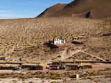 Machuca Village, Atacama Desert, Chile, South America Photographic Print by Sergio Pitamitz