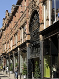 Queen Victoria Street and the Facade of Cross Arcade, Leeds, West Yorkshire, England, Uk Photographic Print by Peter Richardson