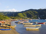 Taganga, Caribbean Coast, Colombia, South America Photographic Print by Christian Kober