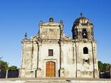 Iglesia De San Juan, Leon, Nicaragua, Central America Photographic Print by Christian Kober