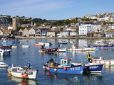 St. Ives, Cornwall, England, United Kingdom, Europe Fotografie-Druck von Jeremy Lightfoot