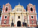 Igelsia El Calvario, Leon, Nicaragua, Central America Photographic Print by Christian Kober