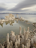 Tufa Formations, Mono Lake, California, USA Photographic Print by James Hager
