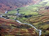 Stonethwaite, Lake District, Cumbria, England, United Kingdom, Europe Photographic Print by Martin Pittaway
