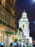 Old Town, UNESCO World Heritage Site, Quito, Ecuador, South America Photographic Print by Christian Kober