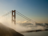 Golden Gate Bridge, San Francisco, California, United States of America, North America Photographic Print by Alan Copson