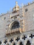 Doge's Palace, St. Mark's Square, Venice, UNESCO World Heritage Site, Veneto, Italy, Europe Photographic Print by Amanda Hall