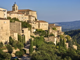 Gordes, Luberon, Provence, France, Europe Photographic Print by David Wogan