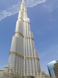 Burj Khalifa, the Tallest Building in the World at 828 Metres, Dubai, Uae Photographic Print by Amanda Hall