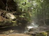 Hocking Hills State Park, Ohio, United States of America, North America Photographic Print by Michael Snell