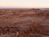 Valle De La Luna (Valley of the Moon), Atacama Desert, Chile, South America Photographic Print by Sergio Pitamitz