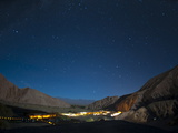 Milky Way, Hotel Alto Atacama, San Pedro De Atacama, Atacama Desert, Chile, South America Photographic Print by Sergio Pitamitz