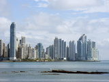 City Skyline, Panama City, Panama, Central America Photographic Print by Christian Kober