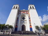 Cathedral, San Salvador, El Salvador, Central America Photographic Print by Christian Kober