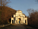 Sacromonte Church, Varese, Lombardy, Italy, Europe Photographic Print