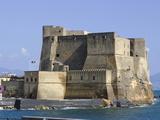 Castel D'Ovo, Naples, Campania, Italy, Europe Photographic Print