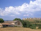 Monteriggioni, Siena Province, Tuscany, Italy, Europe Photographic Print by Sergio Pitamitz