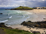 Porthmeor Beach, St. Ives, Cornwall, England, United Kingdom, Europe Photographic Print by Roy Rainford