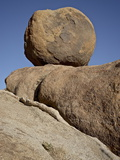 Boulder, Alabama Hills, Inyo National Forest, California, USA Photographic Print by James Hager
