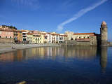Collioure, Cote Vermeille, Languedoc Roussillon, France, Europe Photographic Print by Mark Mawson