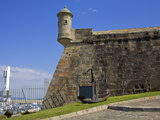 Castillo De San Anton and Archaeological Museum, La Coruna City, Galicia, Spain, Europe Photographic Print by Richard Cummins