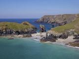 Kynance Cove, Cornwall, England, United Kingdom, Europe Photographic Print by Jeremy Lightfoot