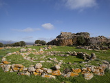 Nuraghe Arrubiu, Sardinia, Italy, Europe Photographic Print by Oliviero Olivieri