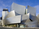 Walt Disney Concert Hall, Los Angeles, California, United States of America, North America Photographie par Richard Cummins