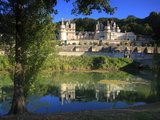 Chateau D&#39;Usse on the Indre River, Rigne-Usse, Indre Et Loire, Loire Valley, France, Europe Photographie par Dallas &amp; John Heaton